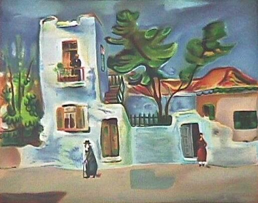 שם האמן: נחום גוטמן